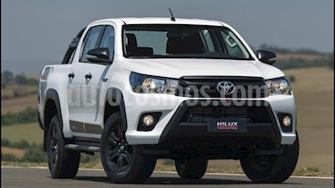 Foto venta Auto usado Toyota Hilux 2.8 4x4 SRX TDi DC (2019) color Blanco precio $1.665.000