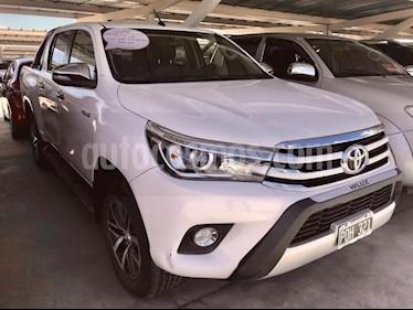 Foto venta Auto usado Toyota Hilux 2.8 4x4 SRX TDi DC (2016) color Blanco precio $1.272.000