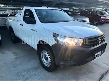 Foto venta Auto usado Toyota Hilux 2.8 4x4 SRX TDi DC (2016) color Blanco precio $796.000