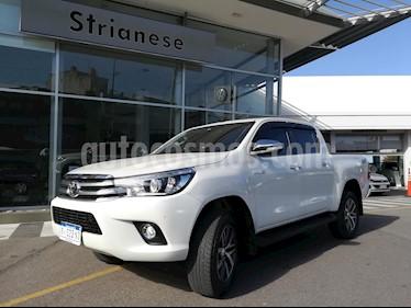 Foto venta Auto usado Toyota Hilux 2.8 4x4 SRX TDi DC (2016) color Blanco precio $1.300.000