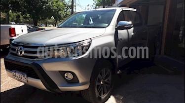 Foto venta Auto usado Toyota Hilux 2.8 4x4 SRX TDi DC (2016) color Gris Claro precio $1.150.000
