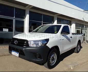 Foto venta Auto usado Toyota Hilux 2.8 4x4 SRX TDi DC (2017) color Blanco precio $900.000