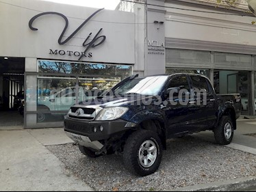 Foto venta Auto usado Toyota Hilux 3.0 4x2 DX DC AA (2011) color Azul precio $750.000