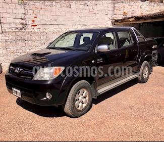 Foto venta Auto usado Toyota Hilux 3.0 4x2 DX DC AA (2008) color Negro precio $600.000