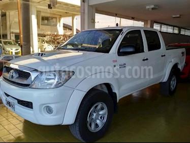 Foto venta Auto usado Toyota Hilux 3.0 4x2 DX DC AA (2011) color Blanco precio $620.000