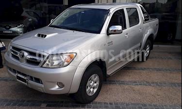Foto venta Auto usado Toyota Hilux 3.0 4x2 DX DC AA (2007) color Gris Claro precio $450.000