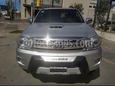 foto Toyota Hilux 3.0 4x2 DX DC AA usado (2010) color Gris Claro precio $810.000