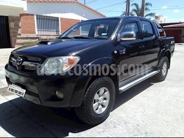 Foto venta Auto Usado Toyota Hilux 3.0 4x2 DX DC (2008) color Negro precio $550.000