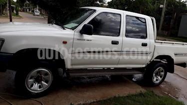 Foto venta Auto Usado Toyota Hilux 3.0 4x2 DX DC (2004) color Blanco precio $268.000