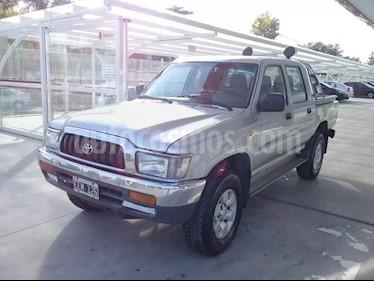 Foto venta Auto usado Toyota Hilux 3.0 4x2 DX DC (2003) color Gris Claro precio $455.000