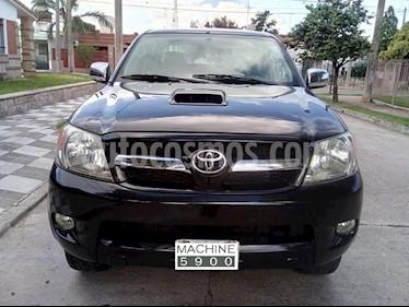 Foto venta Auto usado Toyota Hilux 3.0 4x2 DX DC (2007) color Negro precio $570.000