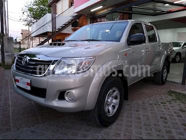 Foto venta Auto usado Toyota Hilux 3.0 4x2 SR TDi DC (2014) color Beige precio $11.111.111
