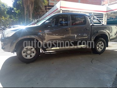 Foto venta Auto usado Toyota Hilux 3.0 4x2 SR TDi DC (2015) color Gris Oscuro precio $765.000