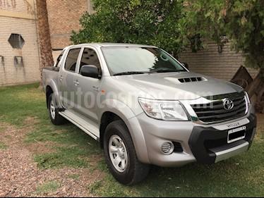 Foto venta Auto usado Toyota Hilux 3.0 4x2 SR TDi DC (2015) color Gris precio $850.000