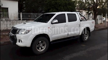 Foto venta Auto usado Toyota Hilux 3.0 4x2 SR TDi DC (2014) color Blanco