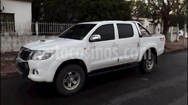 Foto venta Auto usado Toyota Hilux 3.0 4x2 SR TDi DC (2014) color Blanco precio $758.000