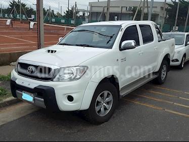 Foto venta Auto Usado Toyota Hilux 3.0 4x2 SRV TDi DC Cuero (2010) color Blanco precio $560.000
