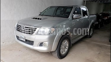 Foto venta Auto usado Toyota Hilux 3.0 4x2 SRV TDi DC (2013) color Gris Claro precio $699.000