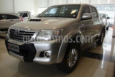 Foto venta Auto usado Toyota Hilux 3.0 4x2 SRV TDi DC (2014) color Azul precio $750.000