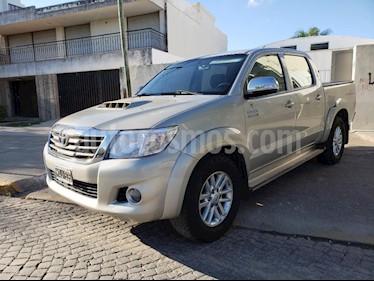 Foto venta Auto usado Toyota Hilux 3.0 4x2 SRV TDi DC (2013) color Gris Claro precio $770.000