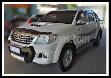 Foto venta Auto usado Toyota Hilux 3.0 4x2 SRV TDi DC (2014) color Blanco precio $810.000