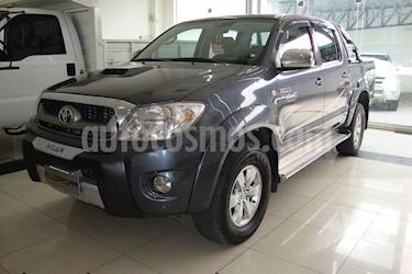 Foto venta Auto usado Toyota Hilux 3.0 4x2 SRV TDi DC (2011) color Azul precio $600.000
