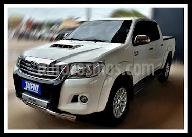 Foto venta Auto usado Toyota Hilux 3.0 4x2 SRV TDi DC (2015) color Blanco precio $1.130.000