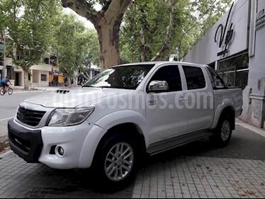 Foto venta Auto usado Toyota Hilux 3.0 4x2 SRV TDi DC (2015) color Blanco precio $840.000