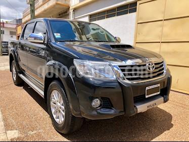 Foto venta Auto usado Toyota Hilux 3.0 4x2 SRV TDi DC (2013) color Negro precio $779.000