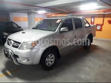 Foto venta Auto usado Toyota Hilux 3.0 4x2 SRV TDi DC (2007) color Gris Claro precio $650.000