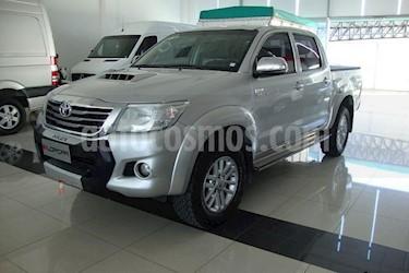 Foto venta Auto usado Toyota Hilux 3.0 4x2 SRV TDi DC (2014) color Gris Claro precio $650.000