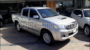 Foto venta Auto usado Toyota Hilux 3.0 4x2 SRV TDi DC (2015) color Gris Claro precio $550.000