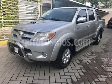 Foto venta Auto usado Toyota Hilux 3.0 4x2 SRV TDi DC (2007) color Gris Claro precio $589.000