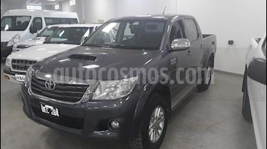 Foto venta Auto usado Toyota Hilux 3.0 4x2 STD SC (2012) color Gris Oscuro precio $750.000