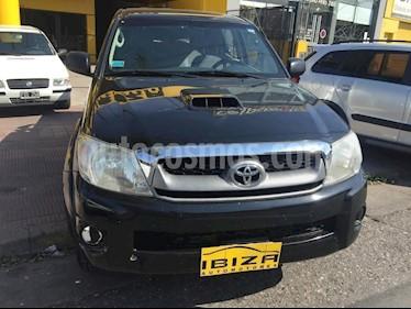 Foto venta Auto usado Toyota Hilux 3.0 4x2 STD SC (2011) color Negro precio $509.000