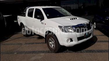 Foto venta Auto usado Toyota Hilux 3.0 4x2 STD SC (2013) color Blanco precio $450.000