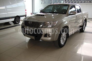 Foto venta Auto usado Toyota Hilux 3.0 4x2 STD SC (2012) color Beige precio $480.000