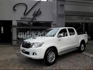 Foto venta Auto usado Toyota Hilux 3.0 4x2 STD SC (2013) color Blanco precio $810.000
