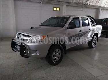 Foto venta Auto usado Toyota Hilux 3.0 4x2 STD SC (2008) color Gris Claro precio $520.000