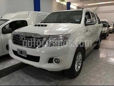 Foto venta Auto usado Toyota Hilux 3.0 4x2 STD SC (2013) color Blanco precio $760.000