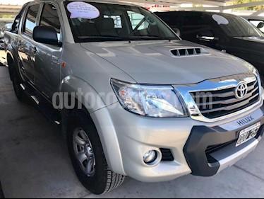 Foto venta Auto usado Toyota Hilux 3.0 4x2 STD SC (2014) color Dorado precio $799.000