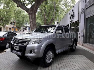 Foto venta Auto Usado Toyota Hilux 3.0 4x2 STD SC (2014) color Gris Claro precio $770.000