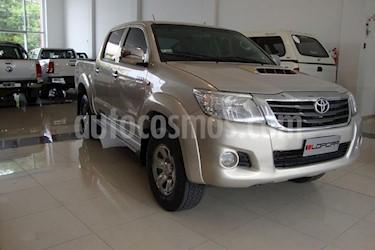 Foto venta Auto usado Toyota Hilux 3.0 4x4 DX SC (2013) color Beige precio $550.000