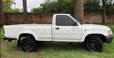 Foto venta Auto usado Toyota Hilux 3.0 4x4 DX SC (2002) color Blanco precio $325.000