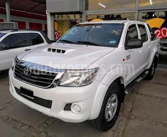 Foto venta Auto Usado Toyota Hilux 3.0 4x4 DX SC (2014) color Blanco precio $700.000