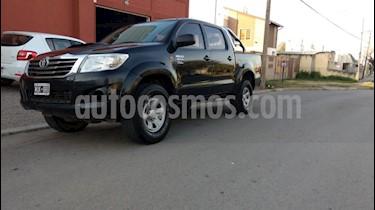 Foto venta Auto usado Toyota Hilux 3.0 4x4 SR TDi DC (2013) color Negro precio $950.000