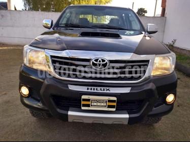 Foto venta Auto usado Toyota Hilux 3.0 4x4 SRV Limited TDi DC Cuero Aut (2015) color Negro precio $1.150.000