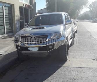 Foto venta Auto usado Toyota Hilux 3.0 4x4 SRV Limited TDi DC Cuero (2015) color Blanco precio $1.100.000