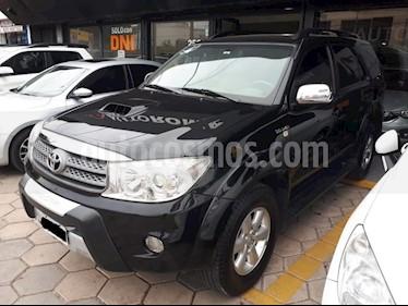 Toyota Hilux 3.0 4x4 SRV TDi DC Aut usado (2011) color Negro precio $2.350.000