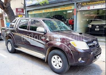Foto venta Auto Usado Toyota Hilux 3.0 4x4 SRV TDi DC Aut (2006) color Bordo precio $495.000